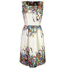 Buy Tara Jarmon Digital Print Dress Online at johnlewis.com