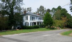 Gainesville, AL - Stein-Garth House (built ca. 1835, listed on the NRHP) by RuralSWAlabama, via Flickr