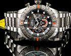 Invicta Mens Marvel Thor Chronograph Silver Gunmetal Bracelet Lt Ed  Watch 25984