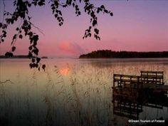 Green Tourism of Finland, summer, kesä, Lake Saimaa, suomi Finland Summer, Summer Photos, Archipelago, Food Pictures, Tourism, Europe, Sunset, History, Outdoor Decor