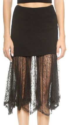 Free People Two For Skirt. Free shipping and guaranteed authenticity on Free People Two For Skirt at Tradesy. This enchanting skirt by Free People features unex...