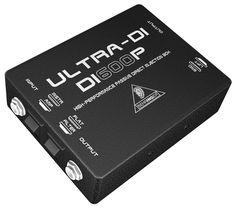 Behringer ULTRA-DI DI600P  35 x 95 x 128 mm     #Behringer #DI600P #Live Musik Zubehör  Hier klicken, um weiterzulesen.