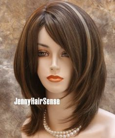 appeared first on Peinados. Haircuts For Medium Hair, Medium Hair Cuts, Short Hair Cuts, Medium Hair Styles, Short Hair Styles, Lisa Hair, Hair Upstyles, Haircut And Color, Long Layered Hair