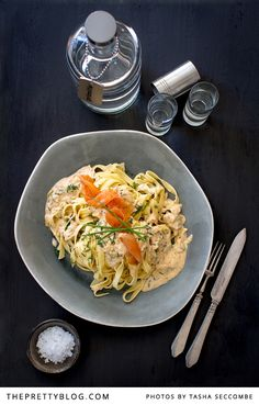 Delicious Tagliatelle for Valentines dinner | Recipe, testing  preparation: Ilse Sonck Sonck van der Merwe, Styling: Nicola Pearce Pearce Pretorius, Photography: Tasha Adams Adams Seccombe