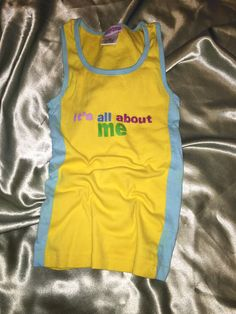 90s its all about me tank
