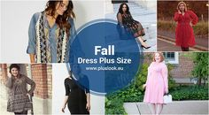 Plus size fall dress 2017 - http://pluslook.eu/fashion/plus-size-fall-dress-2017.html. #dress #woman #plussize #dresses