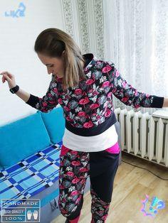 Tops - Sportart Tanzbluse geschenk zumba fitness sport - ein Designerstück von atelier-house-decor bei DaWanda
