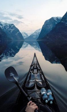 Fjord is a funny word and a great sight. Norway is the fjord capital of the world, and Tomasz Furmanek brings us great pictures of them from his kayak trips. Vietnam Cruise, Beautiful World, Beautiful Places, Beautiful Norway, Amazing Places, Les Fjords, Into The Wild, A Well Traveled Woman, Cruise Holidays