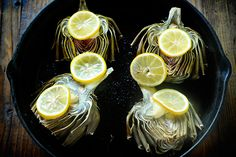 Tasty Kitchen Blog Artichokes by Ree Drummond / The Pioneer Woman, via Flickr