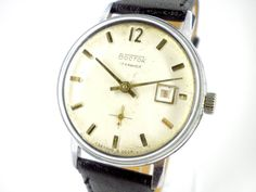 Vintage Wostok mechanical watch from Soviet/Ussr by WatchForLife, $38.00