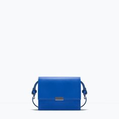 ZARA - TRF - MINI MESSENGER BAG