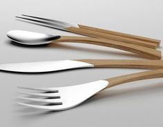 Creative and Cool Cutlery Designs.