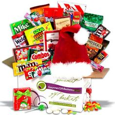 Gift Idea: Christmas Care Package
