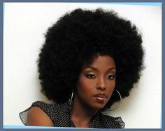 natural afro hair styles - Google Search