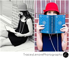 Urban Senior Pictures-Books <3 Tracey Lenore Photography » blog
