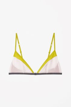 Contrast bra by COS