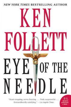 48 best authorsbooks images on pinterest authors books and john eye of the needle by ken follett espionage hortense fandeluxe Images