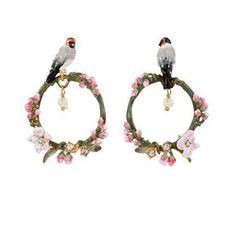 Find More Drop Earrings Information about New Luxury romantic Elegant of  bird chirping Series The flower earrings womens elegant all match earring fashion jewelry,High Quality earrings tongue,China earrings animal Suppliers, Cheap earrings cc from Mak fashion jewelry store on Aliexpress.com