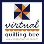 Virtual Quilting Bee list of materials and tutorials