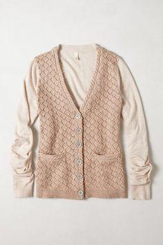 powder pink vintage sweater