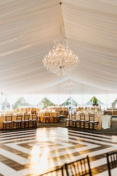 Fabric Draped Tent with Crystal Chandeliers and a stunning black and white dance floor at this Water Works Wedding in Philadelphia. ::Photography by Danfredo Photography:: #BestWoodFlooring Best Wedding Venues, Outdoor Wedding Venues, Our Wedding, Wedding Stuff, Wedding Ideas, Tent Decorations, Wedding Venue Decorations, Blank Wedding Invitation Templates, White Tent Wedding