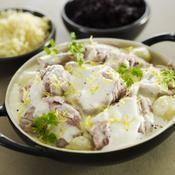 Blanquette de veau au gingembre par Frédéric D'Ambrosio - une recette Saint-Valentin - Cuisine