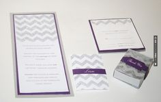 So cool! - DIY Glittery Chevron Invitation, Self-Mailer RSVP, Seating Card, and Favor Box | CHECK OUT MORE IDEAS AT WEDDINGPINS.NET | #weddings #weddingplanning #coolideas #events #forweddings #weddingplaces #romance #beauty #planners #weddingdestinations #travel #romanticplaces #eventplanners #weddingdress #weddingcake #brides #grooms #weddinginvitations