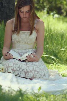 Where do you #read? www.digiwriting.com #books, #outdoors