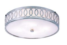Trans Globe Lighting MDN-902 Modern Collection 4 Light Flush-mount