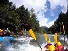 #Rafting Ahr/Aurino (Rafting Club Activ) #Ahrntal #Suedtirol