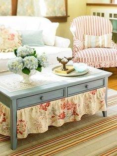 Agregale romanticismo a tu decoración