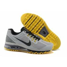 Buy New Arrival Discount Nike Air Max 2015 Mesh Cloth Man s Sports Shoes -  Silver Gray Yellow from Reliable New Arrival Discount Nike Air Max 2015  Mesh ... b73755e15b