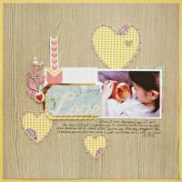 A Project by nary from our Scrapbooking Gallery originally submitted 05/01/13 at 06:37 AM