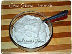 Crème Fraîche fatta in casa