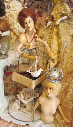 Boudoir dolls delusions of grandeur
