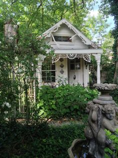 What is it about a charming little cottage?