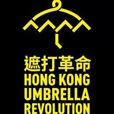 umbrella revolution (hong kong)