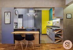 Apartamento BR   Simples Arquitetura por Natalia Botelho e Paola Corteletti