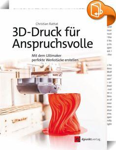 3D-Druck für Anspruchsvolle    ::  3D-Drucker sind technisch anspruchsvoll und wartungsintensiv. Um gewünschte Ergebnisse zu erzielen, ist ein tiefgreifendes Verständnis der Eigenschaften der Druckmaterialien und der Funktionen des Gerätes unerlässlich. Ein 3D-Drucker muss zudem regelmäßig für kleinere Reparaturen - Reinigen verstopfter Düsen oder Austausch verschlissener Zahnriemen - auseinandergebaut werden. Nicht selten sind auch umfangreichere Maßnahmen notwendig, denn Schrittmotor...