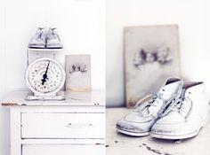 white vintage