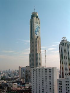 Tallest Tower in Bangkok Baiyoke Best Thailand Blog http://www.phuketon.com