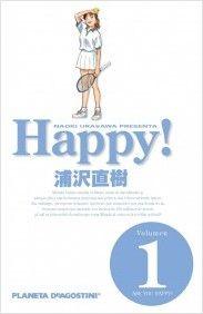 Happy! - JOSEI - Naoki Urasawa - 1993-1999