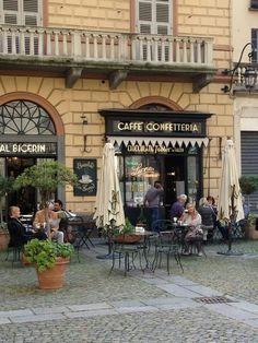 Lo storico locale Bicerin, Torino, Italy