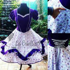 Square Dance, Dance Outfits, 1950s, Clothes, Ideas, Dresses, Folklorico Dresses, Folklore, Templates