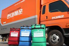 연간 10만개 안전운송 국제택배 드림백