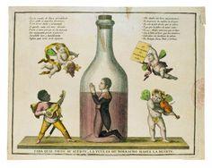 Cuando José I Bonaparte fue conocido con el apodo de 'Pepe Botella' - Cuaderno de Historias