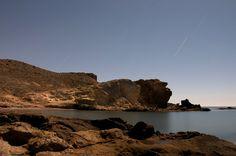 Cala Carbón, Parque Natural de Cabo de Gata