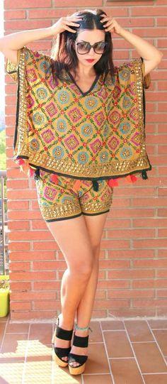 Rebellious Rasha Boho Chic and Ibiza Style Fashion