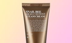 Why steaming bee venom and snail mucin together improve rough, dry skin.