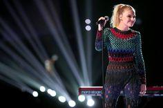 Kelsea Ballerini's Bold Pantsuit For Her 2017 Grammys Performance: Exclusive Details | Billboard